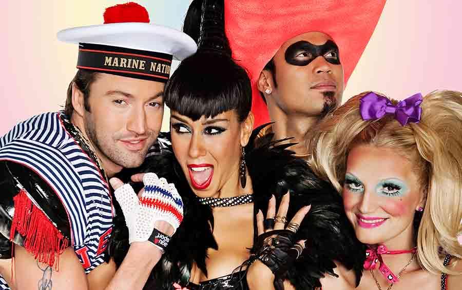 Vengaboys Group photo featured